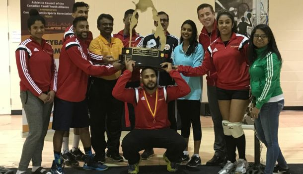 Tamil Eelam Challenge Cup 2017 Volleyball - Results