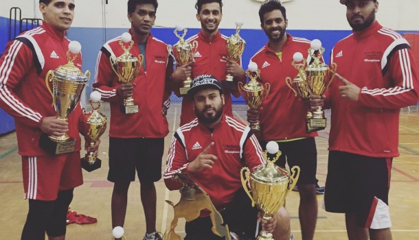 Tamileelam Challenge Cup Volleyball 2016 - Results