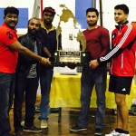 Tamileelam Challenge Cup Volleyball 2015 - Results
