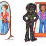 Thangachi's Corner: Body Image