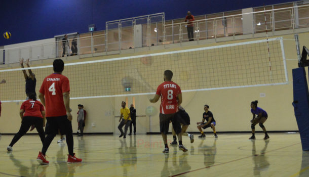 Tamileelam Challenge Cup Volleyball 2018 - Results