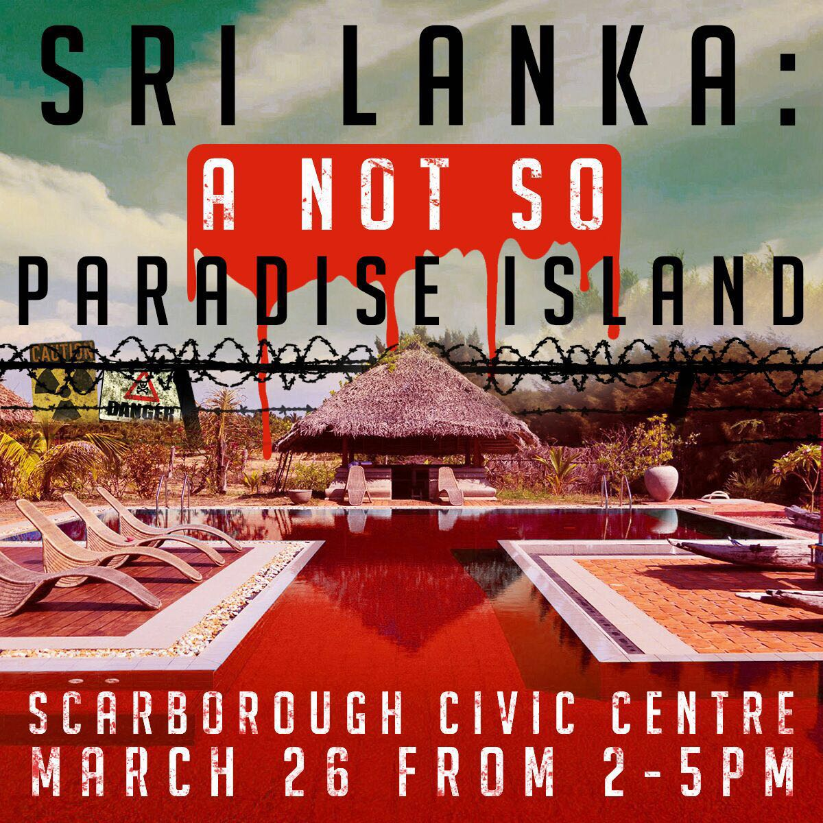 Sri Lanka: A Not So Paradise Island