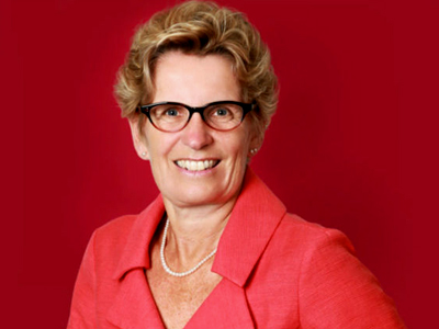 Thaalam 2017 Greetings - Premier Kathleen Wynne