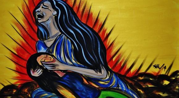 Painting By: Keera Ratnam