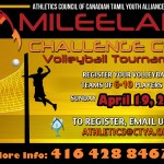 Tamileelam Challenge Cup – Volleyball 2015