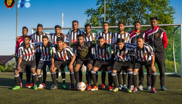 Tamileelam F.A. participates in ConIFA World Football Cup in Sweden