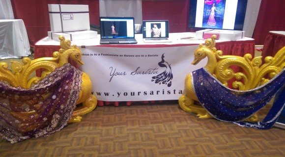 YS booth