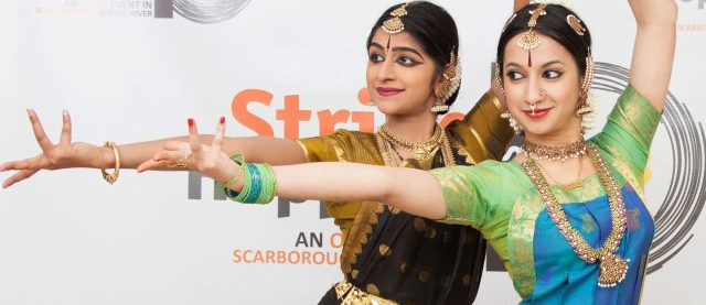Tamil Youth Dancers Nivedha and Yalini Present