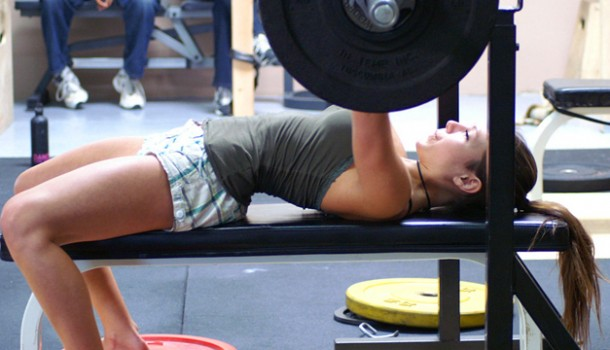 RFT Iron in Heels - Don't Fear Trading in Breasts for Pectorals
