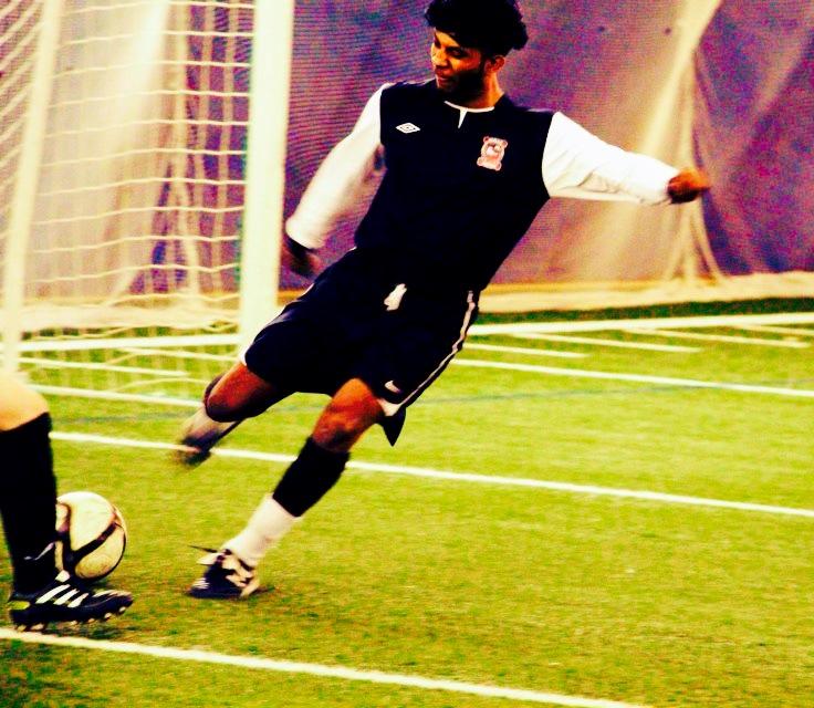 Thurlikal: Soccer Star! Tamileelam F.A. Player, Arun Vigneswararajah!